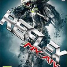 Mx Vs Atv Reflex Xbox360 - Jocuri Xbox 360, Curse auto-moto, 3+