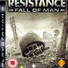 Resistance Fall Of Man Ps3 - Jocuri PS3 Sony, Shooting, 18+