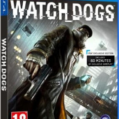 Watch Dogs Ps4 + 3 Dlc-Uri