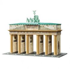 Puzzle 3D Poarta Brandenburg, 324 Piese