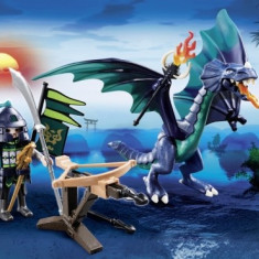 Dragon Cu Scut Playmobil