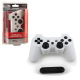 Controller Ps3 Wireless 2.4 Ghz Ttx Tech White