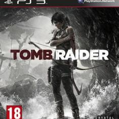 Tomb Raider Ps3 - Jocuri PS3 Eidos, Actiune, 12+
