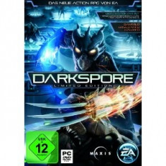 Darkspore Limited Edition Pc, Role playing, 12+, Single player, Electronic Arts