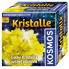 Set Experiment - Cristale Galbene kosmos