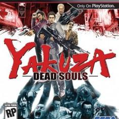 Yakuza Dead Souls Ps3 - Jocuri PS3 Sega, Actiune, 18+