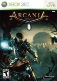 Arcania Gothic 4 Xbox360, Role playing, 16+