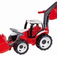 Tractor Cu Excavator Si Cupa Gigant Plastic 102 Cm - Vehicul