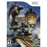 Monster Hunter 3 Tri Nintendo Wii, Actiune, 3+