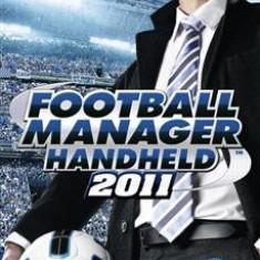 Football Manager Handheld 2011 Psp - Jocuri PSP Sega, Sporturi, Toate varstele, Single player