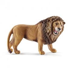 Figurina Schleich - Leu Care Rage - 14726 - Figurina Animale