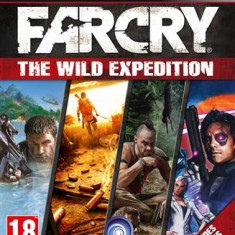 Far Cry The Wild Expedition Ps3 - Jocuri PS3 Ubisoft
