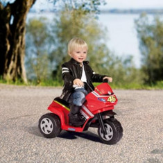Peg Perego - Mini Ducati - Masinuta electrica copii