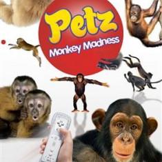 Petz Monkey Madness Nintendo Wii - Jocuri WII Ubisoft, Actiune, 3+