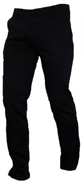 Blugi conici eleganti cu buzunare oblice  model zara man pentru barbati
