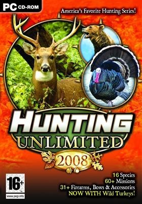 Hunting Unlimited 2008 Pc foto mare