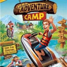 Cabela's Adventure Camp Nintendo Wii - Jocuri WII Activision, Simulatoare, 12+