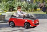 Peg Perego - Fiat 500 Red/Grey, Peg Perego