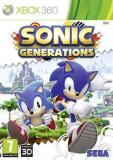 Sonic Generations Xbox360, Actiune, 12+, Sega