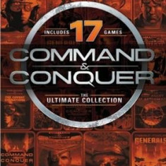 Command And Conquer Ultimate Collection Code In A Box Pc, Strategie, 16+, Single player, Electronic Arts