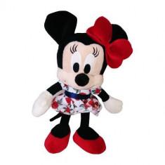 Mascota De Plus I Love Minnie 20 Cm - Figurina Desene animate Disney