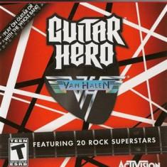 Guitar Hero Van Halen Ps3 - Jocuri PS3 Activision, Simulatoare