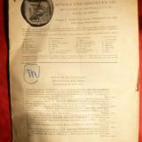 Catalog de Licitatie Numismatica 1973, 16 pag.