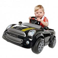 Masinuta Electrica Mini Cooper S Toys Toys - Masinuta electrica copii
