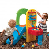 Turnulet Play Ball Fun Climber - Tobogan copii