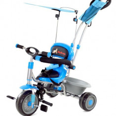 Tricicleta Pentru Copii Mykids Rider A908-1 Albastru - Tricicleta copii