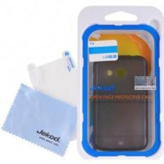 Husa silicon HTC Windows Phone 8s Jekod Gri - Husa Telefon