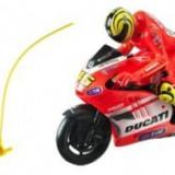 Mondo Motors Motocicleta Ducati Valentino Rossi Cu Lansator - Vehicul