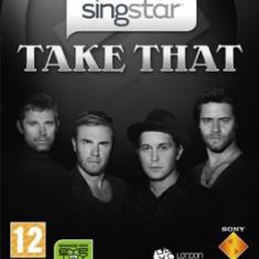 Singstar Take That Solus Nordic Ps2 - Jocuri PS2 Sony
