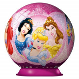 Puzzle 3D Printesele Disney, 108 Piese