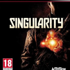 Singularity Ps3 - Jocuri PS3 Activision, Shooting