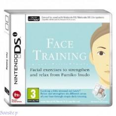 Face Training Nintendo Ds - Jocuri Nintendo DS