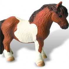 Figurina - Cal Shetlandpony - Figurina Animale Bullyland