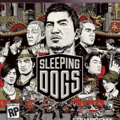 Sleeping Dogs Ps3 - Jocuri PS3 Square Enix, Actiune, 18+