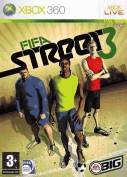 Fifa Street 3 Xbox360 foto