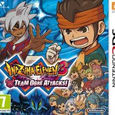 Inazuma Eleven 3 Team Ogre Attacks Nintendo 3Ds - Jocuri Nintendo 3DS, Actiune, 12+