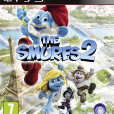 The Smurfs 2 Ps3 - Jocuri PS3 Ubisoft