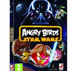 Angry Birds Star Wars Pc, Actiune, 3+, Multiplayer, Electronic Arts