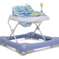 Premergator Copii Si Bebe Cangaroo Lucky Blue, 0-6 luni, Albastru