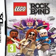 Lego Rock Band Nintendo Ds - Jocuri Nintendo DS