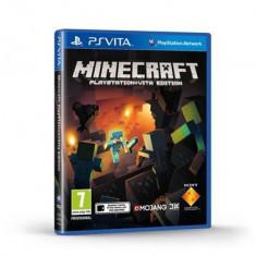 Minecraft Ps Vita - Jocuri PS Vita