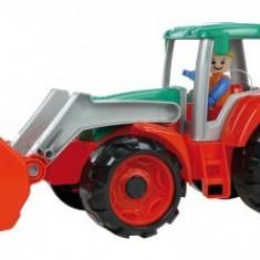 Tractor Din Plastic Cu Figurina 37 Cm Truxx
