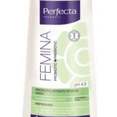 Perfecta Femina Gel Pentru Igiena Intima Fresh, 300 Ml