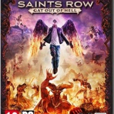 Saints Row Gat Out Of Hell Pc - Joc PC Thq, Role playing, 18+, Single player