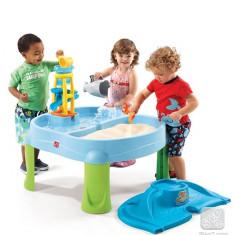 Masuta De Joaca Cu Apa Si Nisip Splash N Scoop Bay - Spatiu de joaca