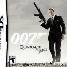 James Bond Quantum Of Solace Nintendo Ds - Jocuri Nintendo DS Activision, Role playing, 16+